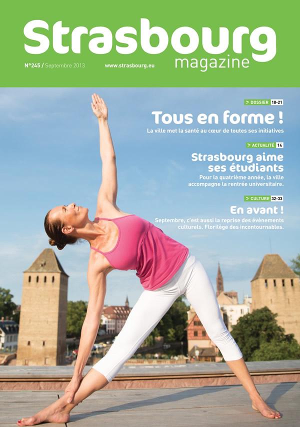 Valerie Yoga, prof de yoga à Strasbourg